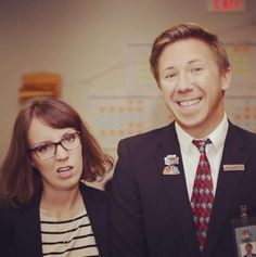 30 Rock may be over, but its fans are here to stay. And if you already wear glasses and have a brown lob, it's pretty much the easiest costume ever. See more on Instagram »