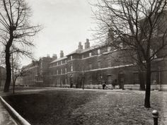 Bethnal Green Workhouse, Waterloo Road, London