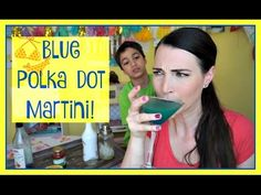 BLUE POLKA DOT MARTI