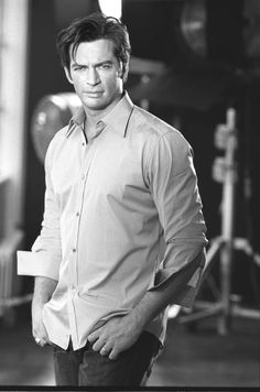 SEXY MEN TO DIE FOR (captured in b/w), Harry Connick Jr.