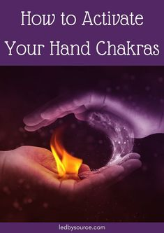 Learn how to activate your hand chakras and start feeling and directing prana energy with ease. Energy Healing Spirituality, Reiki Energy, Healing Meditation, Chakra Healing, Meditation Music, Mindfulness Meditation, Chakra Affirmations, Reiki Healer, Psychic Development