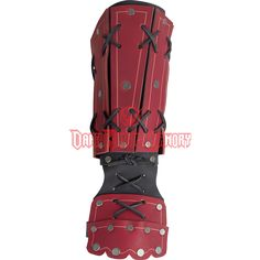 Leather Samurai Bracers - RT-228 from Dark Knight Armoury