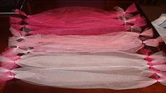 "Here's a twist... knot 6"" tulle squares to the tulle strips b4 making the tutu. Results in a petti skirt look"