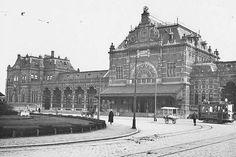 Station Groningen (jaartal: 1930 tot 1940) - Foto's SERC
