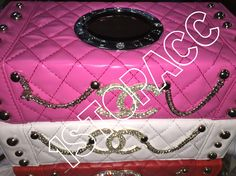 Tempat Tissue Chanel