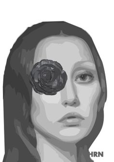 rose #art #rose #women #sexi