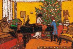 József Rippl-Rónai (1861-1927) - Christmas