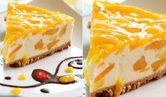 Hideg mangó sajttorta cukrászné módra! :)