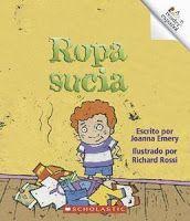 Homeschool Aventuras: La Ropa (Clothing) Lesson Plan