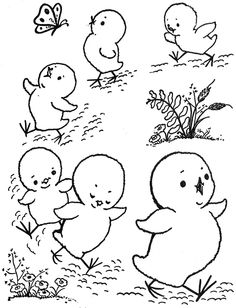 Bonnie A Book To Color Bunny Coloring Pages For Kids Printable