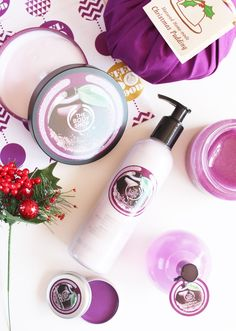 THE BODY SHOP | Frosted Plum Christmas Collection - CassandraMyee