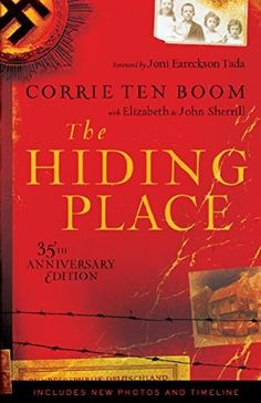"From the publisher: ""In World War II [Corrie Ten Boom] and her family risked their lives to help Jews and underground workers escape from the…"