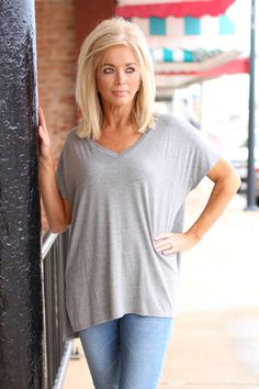 5832f50186 12 Best Basic Tops images | Basic tops, One faith boutique, Spandex