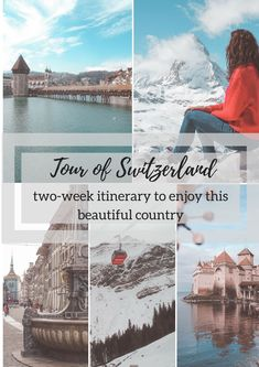 Tour of Switzerland in two weeks - Maybe I'm Out Switzerland Summer, Switzerland Tour, Switzerland Vacation, Beach Trip, Vacation Trips, Beach Travel, Vacations, Oh The Places You'll Go, Cool Places To Visit