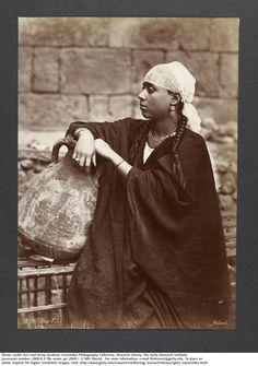 Egyptian fellahin. Historic Egypt.
