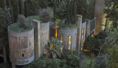 """mxdvs: """"Cement factory transformed in to a home By the architect Ricardo Bofill """""""