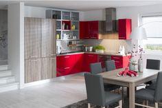 Elis Dub pílený truffel / Elis Oak truffel Elsa, Table, Kitchens, Furniture, Home Decor, Decoration Home, Room Decor, Tables, Kitchen