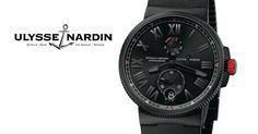Ulysse Nardin diseña una edición limitada del Marine Chronometer