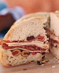Emeril's Muffuletta Recipe