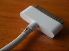 Dixie of all Trades: Fix your iPhone cord with a pen spring (and electr...