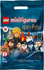 Harry Potter Professor Sprout Custom Minifigure Harry Potter LEGO Compatible