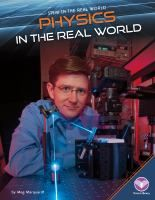 Book Jacket for: Physics in the real world