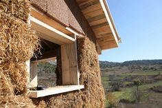 legno e paglia per un'autocostruzione sostenibile...
