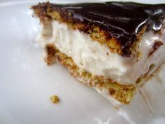 In the summer I'm always on the lookout for make-ahead desserts that a) serve lots of peeps and b) are fairly easy to make. When I got the latest Cook's Country (America's Test Kitchen) mag I saw the recipe for their chocolate eclair cake. I bought the ...
