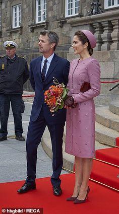 Znalezione obrazy dla zapytania crown princess mary and frederik 2019 pinterest