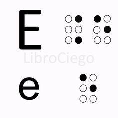 Alfabeto Braille, Letter E, Arduino, Stamps