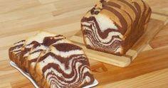 Chec pufos cu cacao, chec marmorat, chec zebra