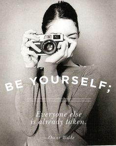 sofia coppola + camera + self + portrait Sofia Coppola, Aurelie Bidermann, Oscar Wilde Quotes, Girls With Cameras, Robert Frank, Black And White Photography, Inspire Me, Wise Words, Inspirational Quotes