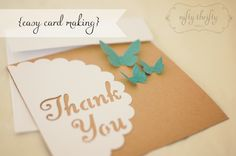 card making from {nifty thrifty things}