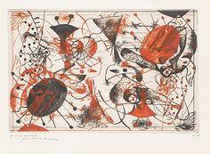Joan Miró (Spanish, Barcelona 1893–1983 Palma de Mallorca)    (Untitled)