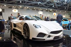 2015 Mazzanti Evantra n01 with 751 HP--World's Largest Automobile Encyclopedia - All Car Index