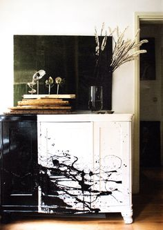 POllock chest drawers