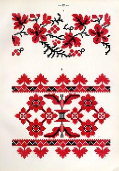 https://flic.kr/p/fQsnTj | Белорусский народный орнамент - 1953_65 | Belarusian ethnic embroidery