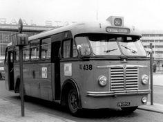 Rotterdam - RET stadsbus 438, Centraal Station