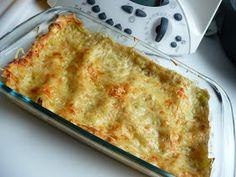 Papilles on/off: Lasagnes thon-courgettes (au thermomix)