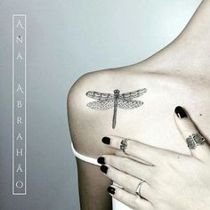 dragonfly tattoo ideas