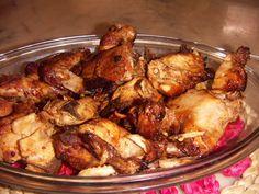 Cozinha com Graça: Frango à passarinho na panela de pressão