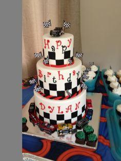 Tigger Cake — Children's Birthday Cakes