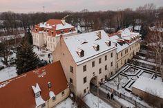 Schloss und Rittergut Markkleeberg bei Leipzig (Herren von Haldecken, von Starschedel, von Fullen, von Lohse, von Funcke, von der Crone, Dr. Paul Hoppe).