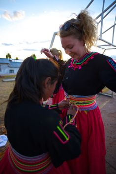 Danza Luquina Style, Lake Titicaca, Saint James, Swag, Stylus, Outfits