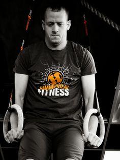 Hammerhead Strength Equipment: Gymnastic Ring Exercises for Beginners