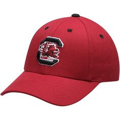 size 40 b29d1 0cf81 Top of the World South Carolina Gamecocks Garnet Triple Conference Adjustable  Hat