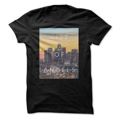City Of Angels T Shirt, Hoodie, Sweatshirt