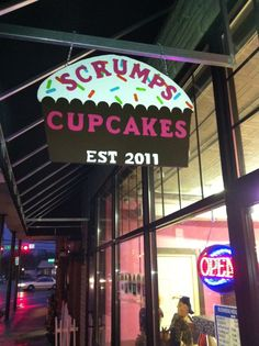 Fountain City, Knoxville, Tn. These are seriously some great cupcakes!