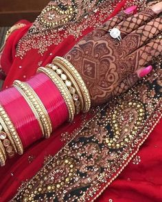 Jewelry & Watches Bridal & Wedding Party Jewelry Active Chura Bangle Set 2.8 Red Maroon Rhinstone Bridal Dulhan Punjabi Wedding Party