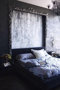 A gothic glam industrialloft - desire to inspire - desiretoinspire.net